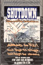 SHUTDOWN Burning Heads / Shutdown album cover