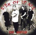 SICK OF IT ALL Nonstop album cover