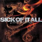 SICK OF IT ALL Scratch the Surface album cover