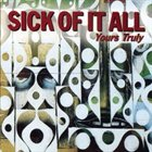SICK OF IT ALL Yours Truly album cover