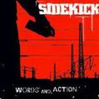 SIDEKICK Words And Action album cover