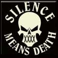 SILENCE MEANS DEATH Silence Means Death album cover