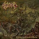SINISTER — Deformation Of The Holy Realm album cover