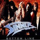 SINNER Bottom Line album cover
