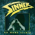 SINNER No More Alibis album cover