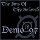THE SINS OF THY BELOVED Demo '97 album cover