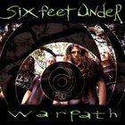 SIX FEET UNDER Warpath Album Cover