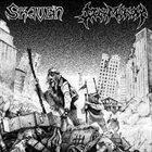 SKAVEN Skaven / Stormcrow album cover