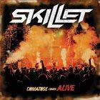 SKILLET Comatose Comes Alive album cover