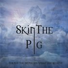SKIN THE PIG Its Not The Truth Its What You Believe album cover
