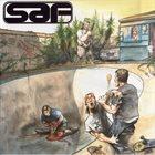 SKULLS AND FLAMES Dead Area Paranoia album cover