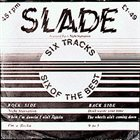 SLADE Six Of The Best album cover