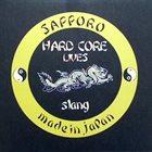 SLANG Hard Core Lives album cover
