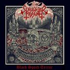 SLAUGHTER MESSIAH Black Speed Terror album cover