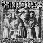 SLAVE STATE Slavestate / Rupture album cover