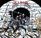 SLAVER Thrash Forces album cover
