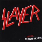 SLAYER Exclusive Members Only DVD album cover