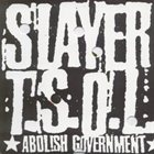 SLAYER Slayer / T.S.O.L. album cover
