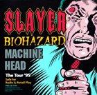 SLAYER The Tour '95 album cover