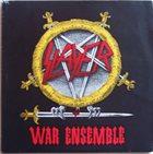 SLAYER War Ensemble album cover