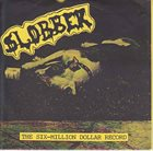 SLOBBER The Six-Million Dollar Record album cover