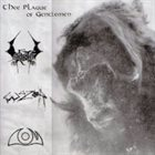 SLOTH 4 Way Doom Death Sludge Core Split 12 Inch LP album cover