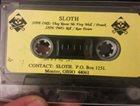 SLOTH Basement Tape album cover