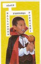 SLOTH Halloween Fandango Forever album cover