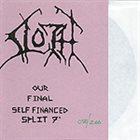 SLOTH Sloth / Upsidedown Cross album cover