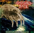 SMASHED FACE Human: Earth Parasite album cover