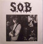 S.O.B. UK/European Tour album cover