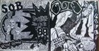 S.O.B. Violent Grind / Skate Muties album cover