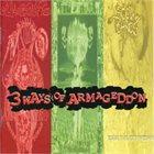 SOCIAL CHAOS 3 Ways Of Armageddon album cover