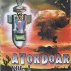 SOCIAL CHAOS Atordoar Vol. 1 album cover