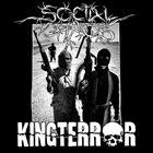 SOCIAL CHAOS Social Chaos / Kingterror album cover
