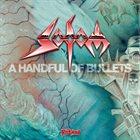 SODOM A Handfull Of Bullets album cover