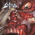 SODOM Days of Retribution album cover