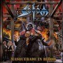 SODOM Masquerade in Blood album cover