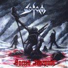 SODOM Sacred Warpath album cover