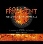 SOLAR FRAGMENT Promo 2005 album cover