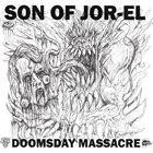 SON OF JOR-EL Son Of Jor-El / Hellhawk album cover