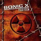 SONIC X Thirteen album cover