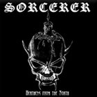 SORCERER Heathens from the North album cover
