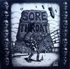SORE THROAT Unhindered by Talent album cover