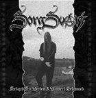 SORGSVART Fortapt Fra Verden I Vakkert Selvmord album cover