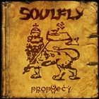 SOULFLY Prophecy Album Cover