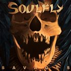 SOULFLY Savages album cover