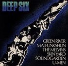 SOUNDGARDEN Deep Six album cover