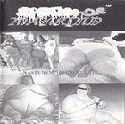 SPERM OF MANKIND Nasty Nympho Chocolate / Forenzné Metódy album cover