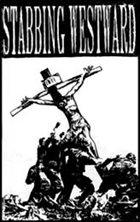 STABBING WESTWARD Iwo Jima album cover